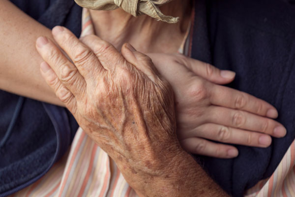 How caregivers can avoid social isolation