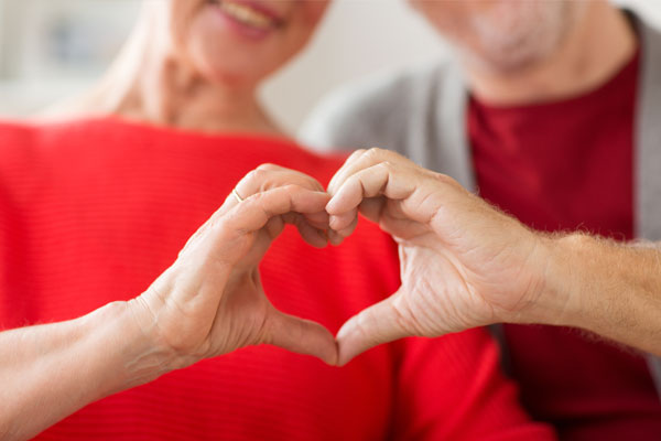 Heart Healthy Tips for Seniors this Valentine's Day