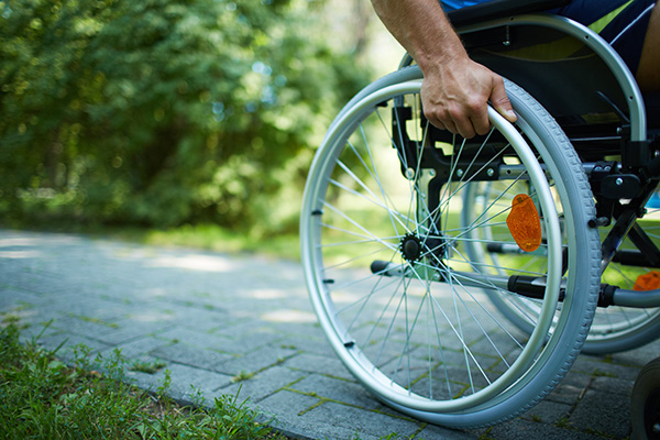 Rolling on... Modern Wheelchairs Provide More Freedom than Ever