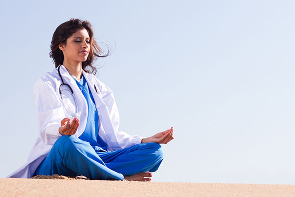 Practice Effective Breathing to Counteract Caregiver Stress