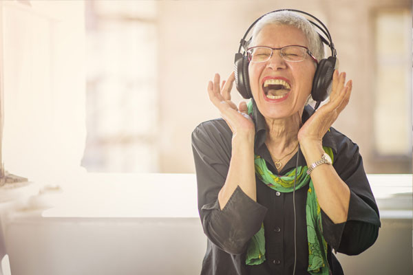 Using Music to Help Patients with Alzheimer's or Dementia