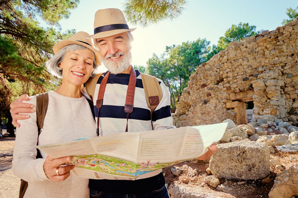6 Traveling Tips for Seniors