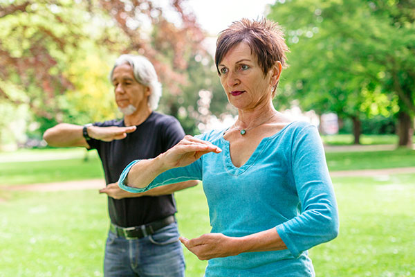 Benefits of Tai Chi for Seniors